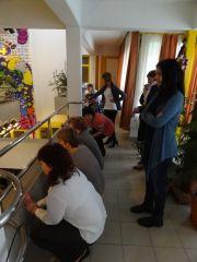 Kiállítás megnyitó BöjteCsabával