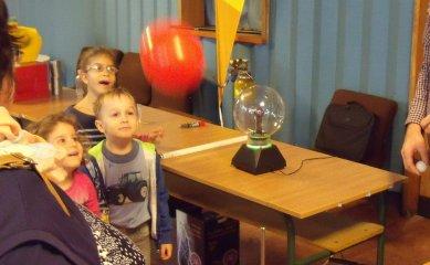 Fizika kísérletek óvodásoknak
